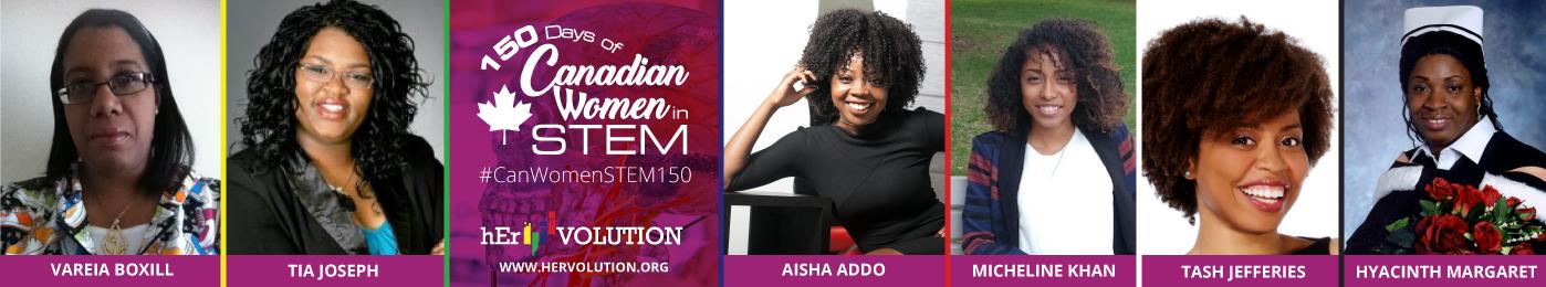 150 Days of Canadian Women in STEM: Week 2