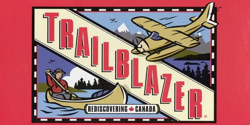 Trailblazer Rediscovering Canada Game Jamher Volution